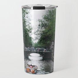 Canal Cruise Travel Mug