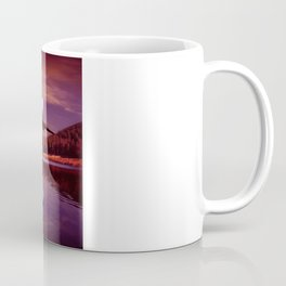 At The Going Down of The Sun Coffee Mug