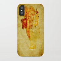 once upon a  time iPhone & iPod Cases featuring Once upon a time ... by Joe Ganech