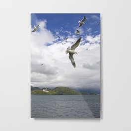 Hokkaido 12 Metal Print