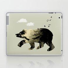 Bear Day Out Laptop & iPad Skin