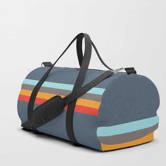 Sedna - Classic Retro Summer Stripes by alphaomega
