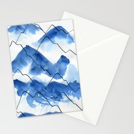 Mountain #2 Stationery Cards
