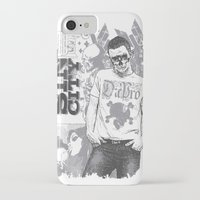 sin city iPhone & iPod Cases featuring Sin city by Tshirt-Factory