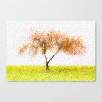 tree of life Canvas Prints featuring Life Tree by Joao Bizarro