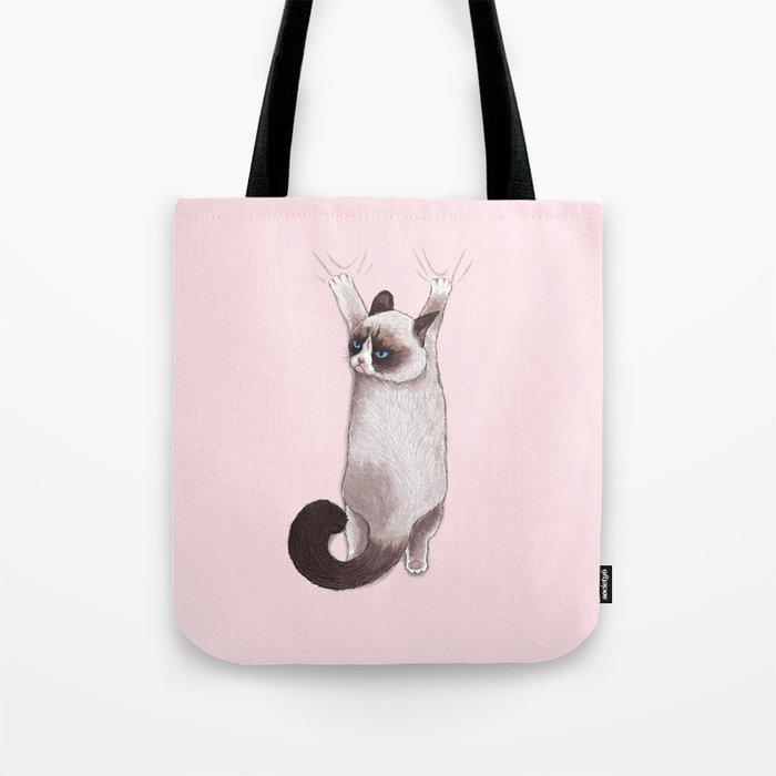 Grumpy Hang Tote Bag