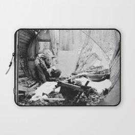 barrel sauna stories Laptop Sleeve