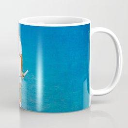 Roger Federer Thinking Tennis Coffee Mug