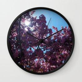 Sweet Creations Wall Clock