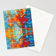 popanaart_pattern Stationery Cards