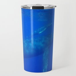Underwater Humpbacks 8 Travel Mug