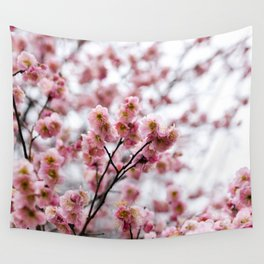 The First Bloom Wall Tapestry