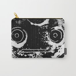BACK TO BLACK OUD - madewithunicorndust by Natasha Dahdaleh Carry-All Pouch