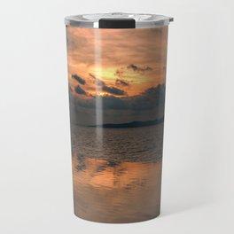 Sunset on the Gulf of Thailand Travel Mug