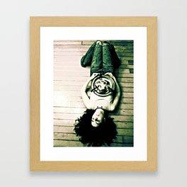 Mahj Framed Art Print