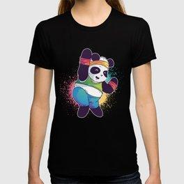 Fitness Panda T-shirt