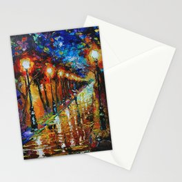Sweet Solitude Stationery Cards