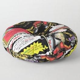 Page # 2 of Tex Watt's  (UNCENSORED) SUNDAY COMIX POP-ART! Floor Pillow