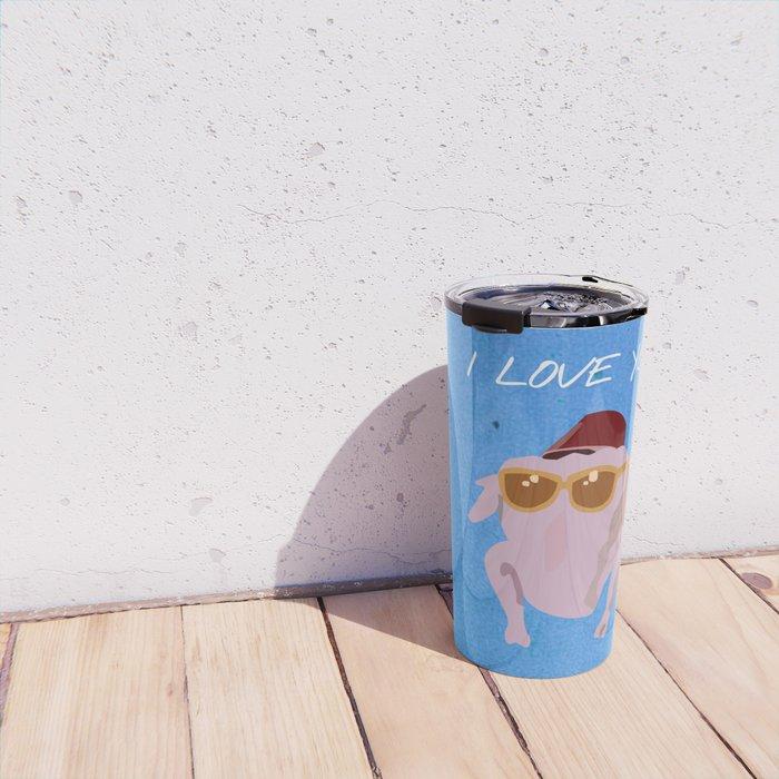 Friends 20th - I Love You Travel Mug