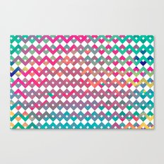 Lab colors II Canvas Print