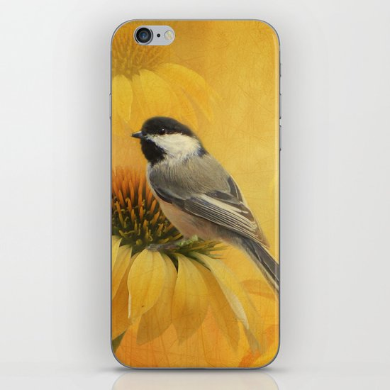 Little Chickadee iPhone & iPod Skin