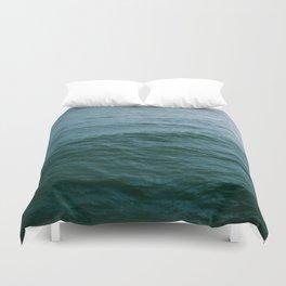 The Sea Duvet Cover