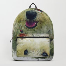 West Highland White Terrier Backpack