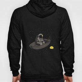 astronaut illustration Hoody