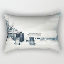 Two armchairs Rectangular Pillow
