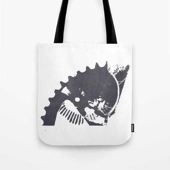 Industrial II Tote Bag