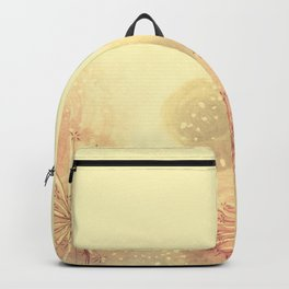 Warm Summer Lace Backpack