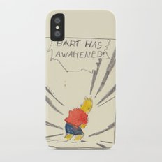 Bartkira has awakened  Slim Case iPhone X
