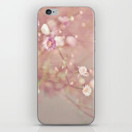 Retro Flowers iPhone Skin