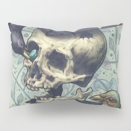 Bowerbirds Pillow Sham