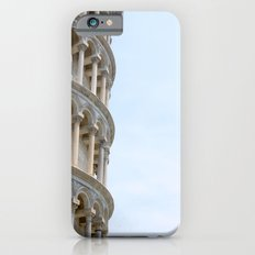 Leaning Tower of Pisa Slim Case iPhone 6s