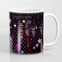 clown Mugs featuring CLOWN by AKIKO