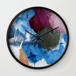 alla prima 17-I Wall Clock