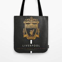 Liverpool FC Tote Bag