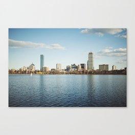 Boston 2013 Canvas Print