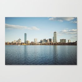 Boston 2013 Canvas Print