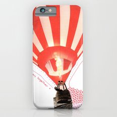 Let's fly away together Slim Case iPhone 6s