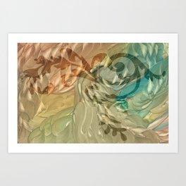 Consus Art Print