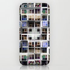 Colorful 3D Cubes Slim Case iPhone 6s