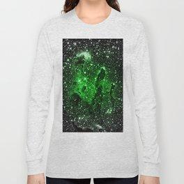 gaLaxy : Green Pillars of Creation Long Sleeve T-shirt