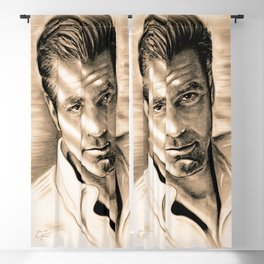 George Clooney II Blackout Curtain