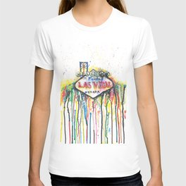 Las Vegas Neon Jungle T-shirt