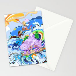 Catch me Stationery Cards