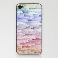 painted waterfall iPhone & iPod Skin
