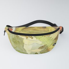Toad Council Fanny Pack