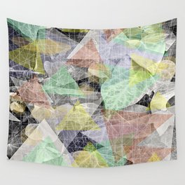 Ivy light and marble Wall Tapestry
